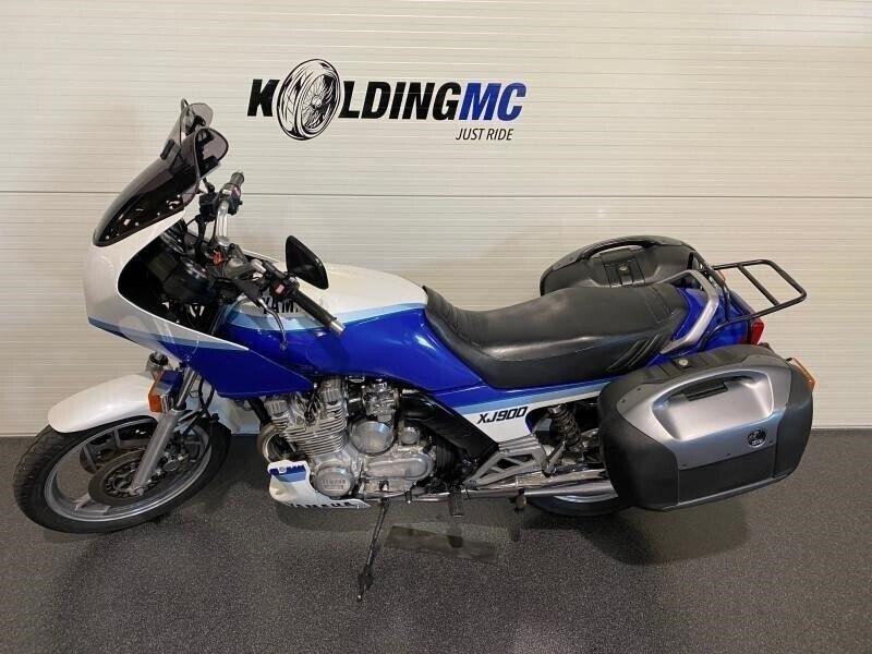 Yamaha, XJ 900, ccm 891