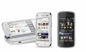 Original 3.5'' Nokia N97 3G UMTS 5MP Wi-Fi Bluetooth Radio Slider QWERTY Phone