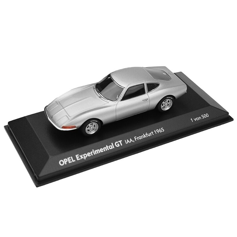 OPEL GT Experimental 1965 1 43 voiture miniature bit Francfort 2015