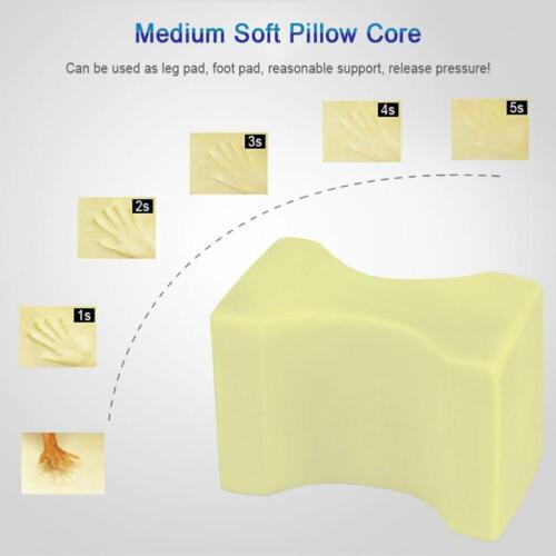 Knee Pillow Clip Leg Memory Foam Slow Rebound Memory Clamp Massage Relief Sleep