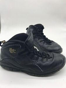 save off 0fbf3 148ed Image is loading Nike-Air-Jordan-Retro-10-NYC-310805-012-