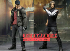 1/6 The Winter Soldier Bucky Figure Full Set For Captain America SHIP FROM USA