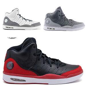 80b8657218c4 Jordan Flight Tradition Red Black White Gray Men ALL SIZES Nike ...