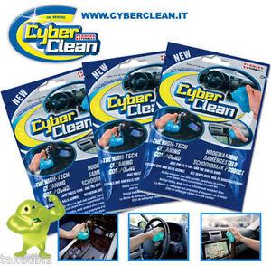 Cyber-Clean-per-pulire-gli-interni-AUTO-N-3-ZIP-75g