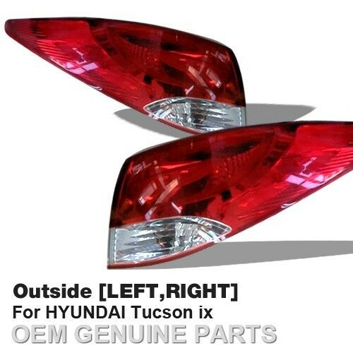 OEM Genuine Parts Outside Trunk Rear Tail Lamp for HYUNDAI 2010-2015 Tucson ix