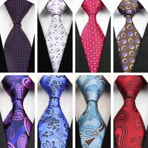 Confident Mens Tie Black Blue Peru Floral Silk Jacquard Ties For Men Hanky Cufflink Set Business Wedding Necktie Set Free Shipping Men's Ties & Handkerchiefs