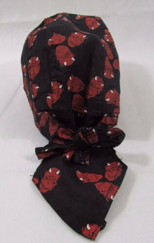 Adulti Uomo Donna Bandana Testa Motivo Zandana Sciarpa Cappello Paisley Cravatta teschi