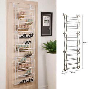 schuhregal t rregal t rh ngeregal schuhschrank schuhst nder aufh ngen an t r ebay. Black Bedroom Furniture Sets. Home Design Ideas