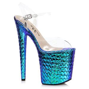 Ellie-850-SUGAR-Turquoise-8-inch-Heel-Hologram-Sandal