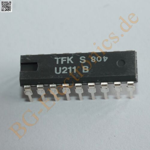 1 x u211b Phase Control IC with overload pausing for Tacho TFK dip-18 1pcs