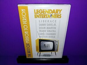 The-Best-of-Person-to-Person-Legendary-Entertainers-DVD-2012-Brand-New-B518