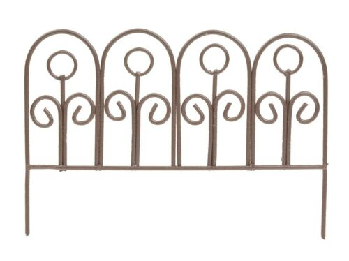 Zaun ca 3473046 8 cm für Minigarten-Deko Artnr