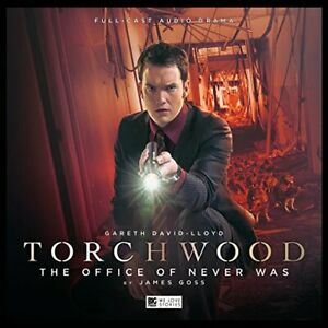 Torchwood-The-Office-of-Never-Was-No-17-Book-The-Fast-Free-Shipping