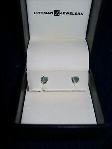 Image is loading Littman-Jewelers-Earrings-New-in-Box