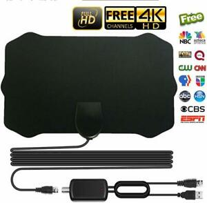 Upgraded-TV-Antenna-with-Amplifier-Free-Digital-1080P-HDTV-4K-Indoor-Amplified