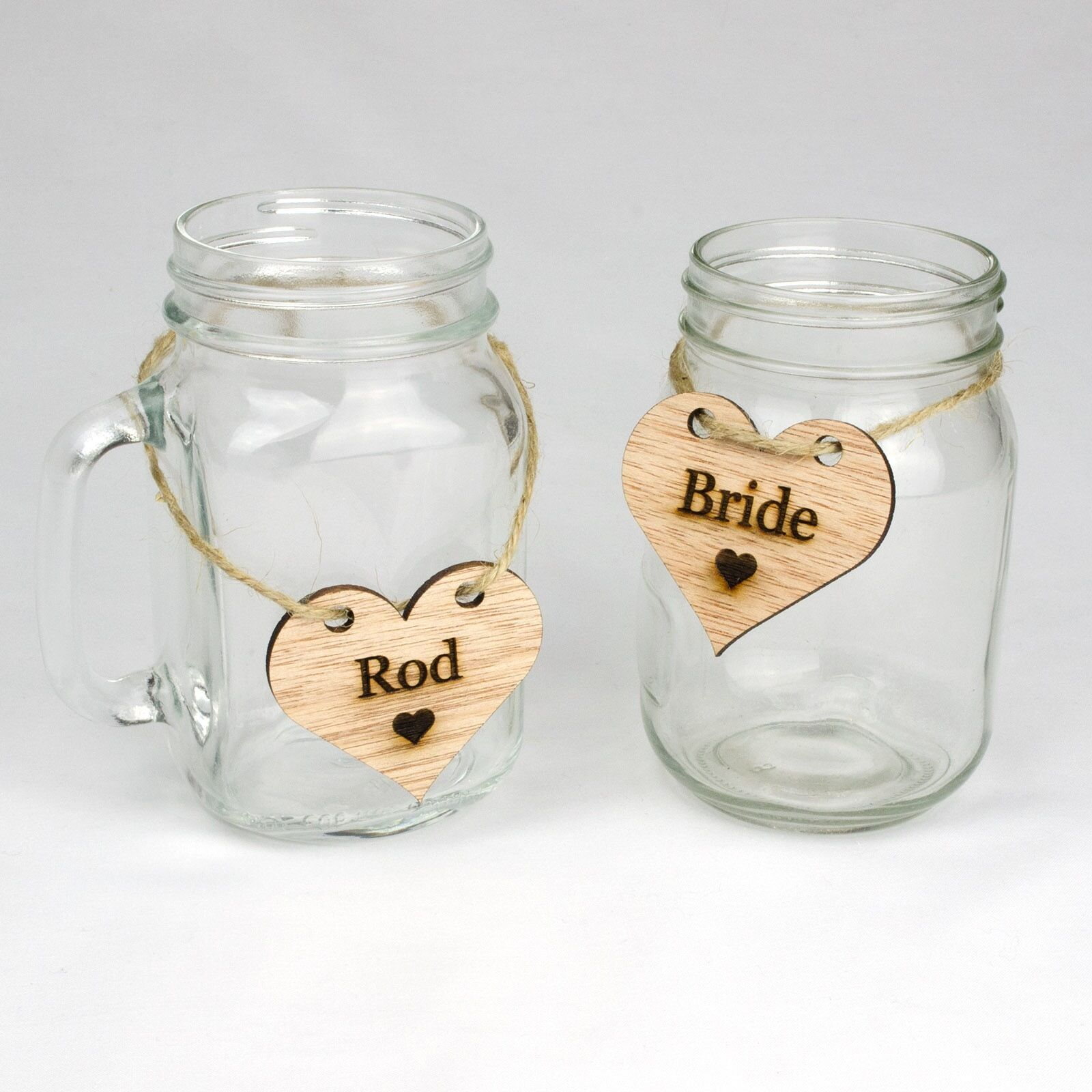 Rustic 6cm 6cm 6cm Wooden Heart Wedding Place Names. Table Decorations Engraved NameTag 6fd71c