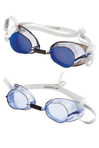 9545dbf9aa Image is loading Speedo-Swedish-Goggles-2-Pack-Performance-Swim-Goggles-