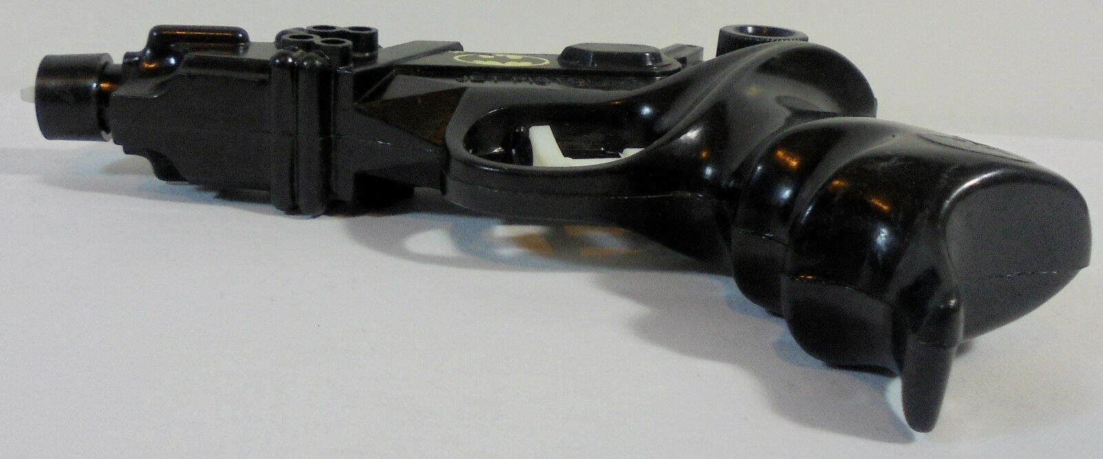 TSIOTAS GREEK BATMAN 80's SQUIRTER PLASTIC PLASTIC PLASTIC WATER GUN JET PISTOL MADE IN GREECE ff6907