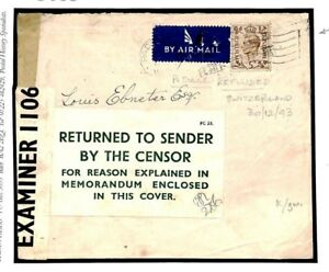 U168-GB-WW2-Airmail-returned-to-sender-by-Censor-Cover-1943-samwells