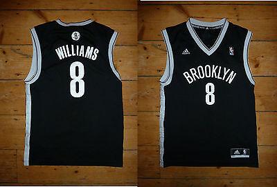 Bene Reti Di Brooklyn S Divisa Da Basket Adidas Nba Jay-z Maglia A Pallacanestro Paghi Uno Prendi Due