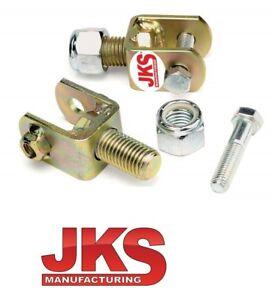JKS 9602 Front Upper Shock Mount Conversion Kit for Jeep TJ//ZJ//WJ//JK