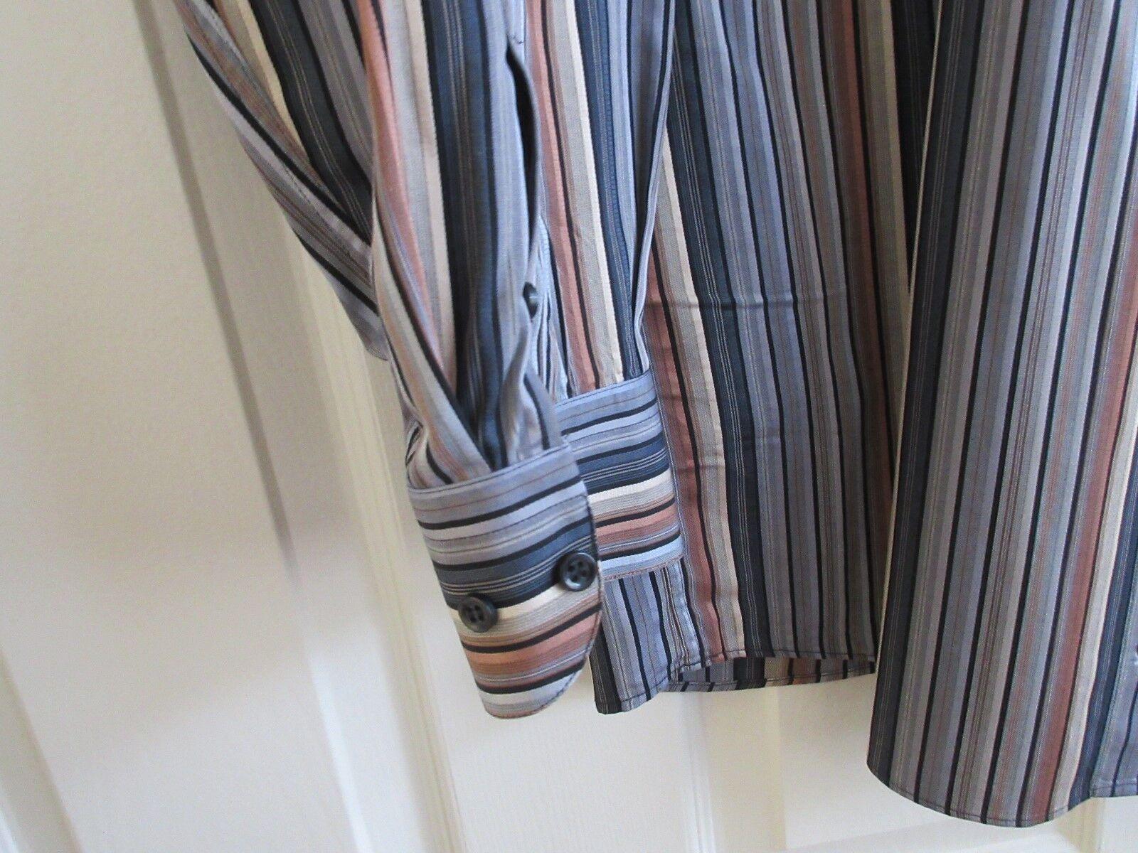 St.-Croix , Men's Long Sleeve Shirt , XL , 100 % Cotton
