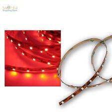 15cm LED Lichtband rot 12V, SMD Streifen Band flexibel, Lichtleiste Stripe red