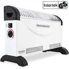 monzana® Konvektor Elektroheizung Radiator Heizer Frostwächter Heizkörper