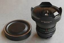 Zodiak-8 3.5/30mm Fish-Eye lens for ARRI Red One Arriflex PL movie camera NEW OS