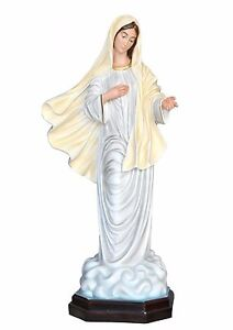 Our-Lady-of-Medjugorje-fiberglass-statue-cm-130