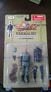 Soldat ultime, figurine à l'échelle 1/18, lieutenant Ludwick Odheim Mib