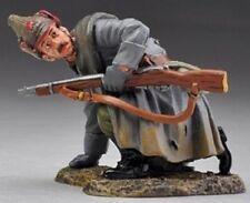 THOMAS GUNN WW2 RUSSIAN SOV006A RIFLEMAN WITH BUDENOVKA HAT LOOKING BACK MIB