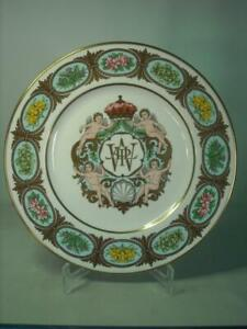 Minton PRINCE WILLIAM OF WALES Plate Birth & Christening Ltd Ed #385 of 750