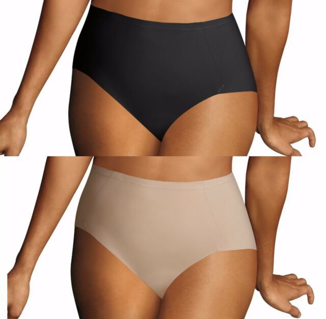 Maidenform Womens Sleek Smoothers Shaping Control Knickers