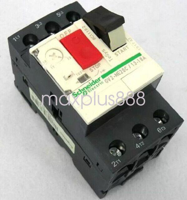 1pcs GV2-ME20C Schneider Motor Starter 13-18A Circuit Breakers