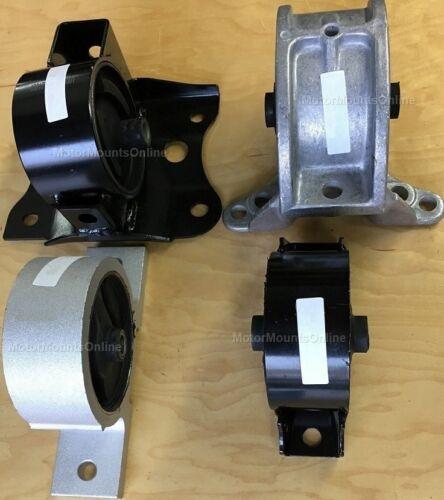 8R1302 Motor Mounts fit 2.0L Engine 2000-2001 Nissan Sentra AUTOMATIC Trans