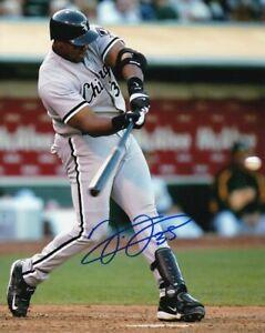 Frank-Thomas-Autographed-Signed-8x10-Photo-HOF-White-Sox-REPRINT