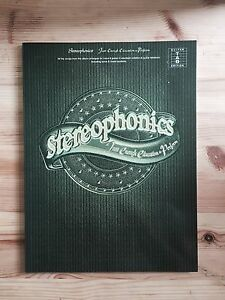 Musical Instruments Stereophonics Just Enough Education To Perform Guitar Tab Music Book Rooftop