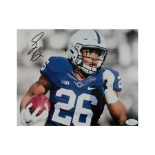 Miles Sanders Penn State Eagles Signed//Autographed 8x10 Photo Beckett 142996