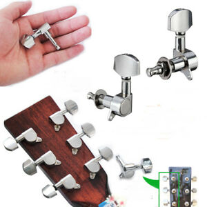 3r 3l set electric guitar tuning pegs keys machine heads tuners for gibson style 6926646509476. Black Bedroom Furniture Sets. Home Design Ideas