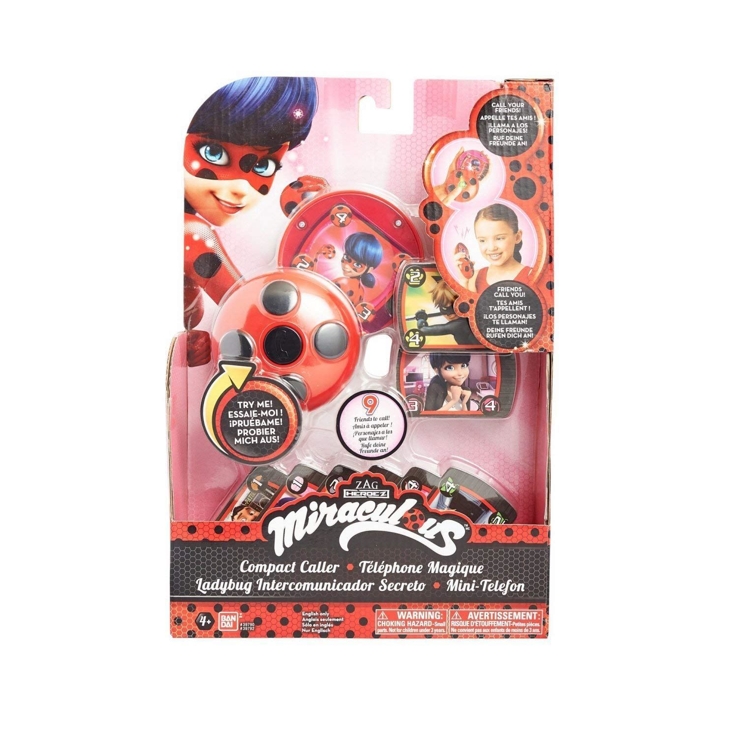 Miraculous Compact Caller by Miraculous