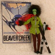 Wicked Witch of the West goes Skiing LIMITED Edition OOAK DOLL Wizard of Oz