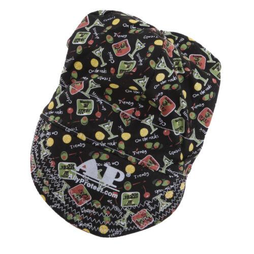 Universal Washable Sweat Absorption Elastic Welding Welder Hat Cap Cotton #7