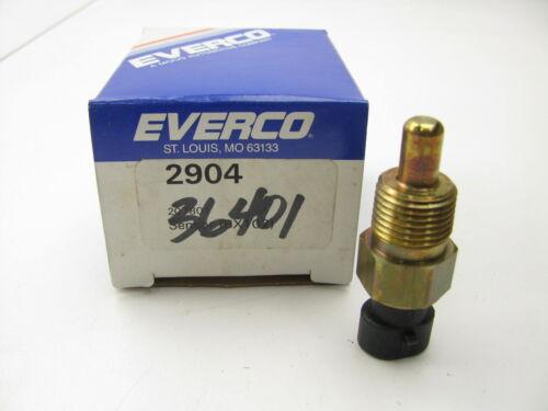 36401 Everco 2904 Engine Coolant Temperature Sensor Replaces