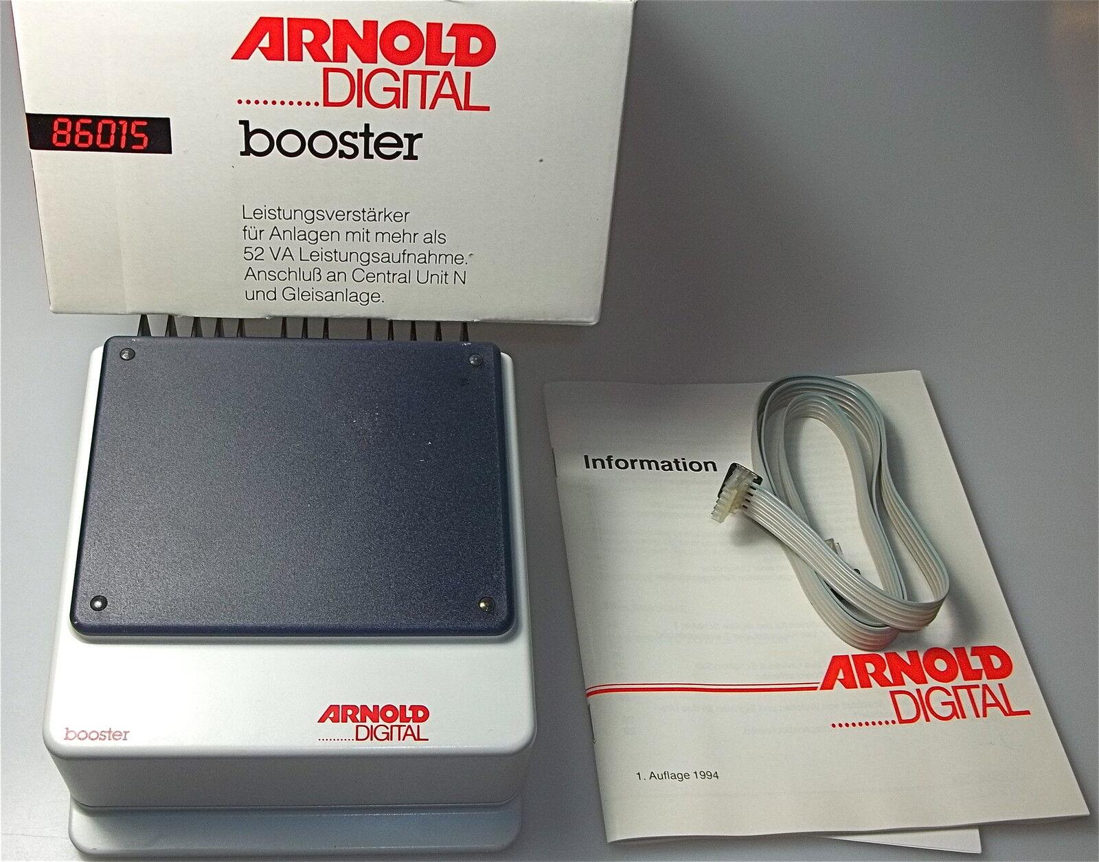 Arnold Booster 86015 OVP NUOVO inutilizzato hb1 µ *