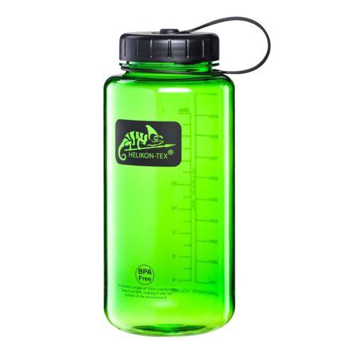 HELIKON tex tritan bottle Wide Mouth 1 litros botella botella de agua Green