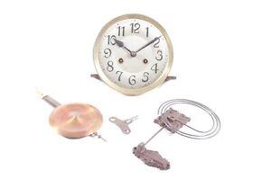 Beautiful-Size-Old-Wall-Clock-Watch-Pendulum-Clock-With-Gong