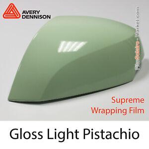 Avery Dennison Supreme Wrapping Pellicola Copertura CB1510001 Gloss Luci Blu