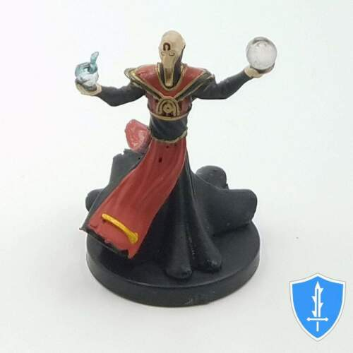 Necromancer - Waterdeep Dungeon of the Mad Mage #34 D&D Miniature