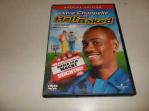 DVD  Half Baked